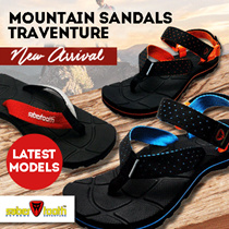 NEW SABERTOOTH !! Sandal Mountain Traventure size 32 - 47 All Stylish Mountain Footwear Series