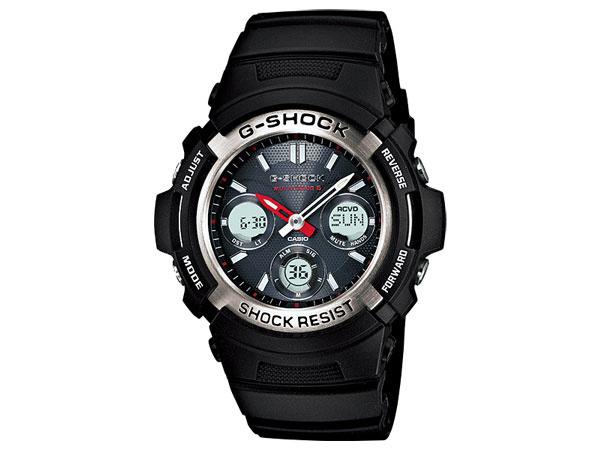 【クリックで詳細表示】カシオカシオ CASIO Gショック スタンダード 電波タフソーラー 腕時計 AWG-M100-1AJF 国内正規