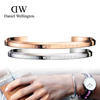 [Daniel Wellington] Unisex Classic Cuff Bracelets|65mm 54mm|Rose Gold Silver|Special Gift Box|100% Authentic!