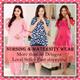 ♥New Arrival♥Nursing Wear maternity Dress