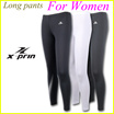 [Quick registered ship] A500 XPRIN For Women Long Pants Base Layer Compression Performance Tights lady Rash guard Leggings Sports Wear