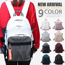 【BUBILIAN] BTBB 6447 3D バックパック /  韓国ストリートブランド/韓国と日本のベストセラーバックパック/ベーシックバックパック/トラベルバッグ/学生バッグ/都市トレンディリュック/男女兼用バックパック/低価格/ 9色 / バッグ / バックパック