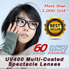 【BEST SELLER! MORE THAN 1000 SOLD!!!】★Only $14.80 for A Pair of Multi-Coated Spectacle Lens★ (FREE Anti-EMI Coating + Express 60 Mins Collection)
