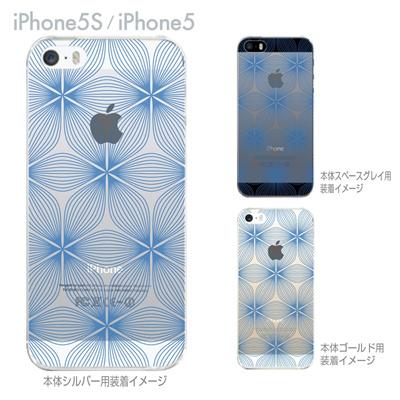 【iPhone5S】【iPhone5】【iPhone5sケース】【iPhone5ケース】【カバー】【スマホケース】【クリアケース】【チェック・ボーダー・ドット】 21-ip5s-ca0016の画像
