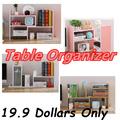 Book Shelf/Bookshelves/Table Organizer/Book Storage/DIY/Home Decoration/Office Organizer/Table/Desktop Organizer