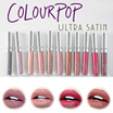 💕 Colourpop Ultra Satin Lip 💕 ColourpopUltra Metallic Lip 💕 Colourpop Ultra Glossy Lip