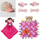 TAGGIES/carter security blankets★GAP CAPS/HATS/ holiday★HAIRCLIPS★Infant/baby boy/baby girl/toddler/Children/kids