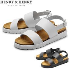 ヘンリー&ヘンリー HENRY&HENRY AMANDA CLAUD ストラップ サンダル レディース