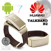 [Huawei]  Talkband B2 / Exclusive Leather Strap / Bluetooth Earpiece  Remote / With 1 Year Carry In Warranty