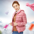 Omlesa Women Slim Solid Down jacket Foldable down Jacket / jacket / Travel coat / Vest / Brand Down jacket/Winter down jacket