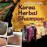 Korea Herbal Shampoo for Anti hair loss
