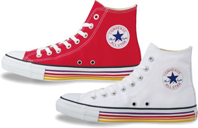 (A倉庫)CONVERSE ALL STAR RBW HI コンバース オールスター レディーススニーカー ハイカット シューズの画像