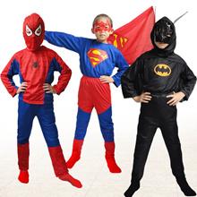 【数量限定】 ハロウィン コスプレ スーパーマン バットマン スパイダーマン キッズ コスプレ 衣装 ハロウィン クリスマス 子供 男の子 コスチューム コス ハロウィーン 仮装 変身 ハロウィン衣装 ハロウィン 子供