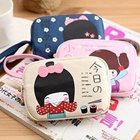 [One Space] new year sales Japanese pouch / accessories  / cosmetic storage / storage pouch