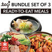 [Togi] Ready-To-Eat Meals Promotion! Bundle Set of 3