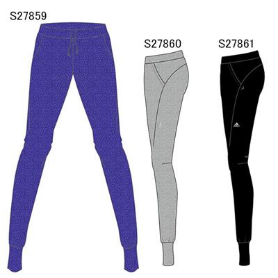 アディダス (adidas) レディース Seasonal Training AS+スウェット パンツ GYX63 [分類:ジャージ 下 (レディース)]の画像