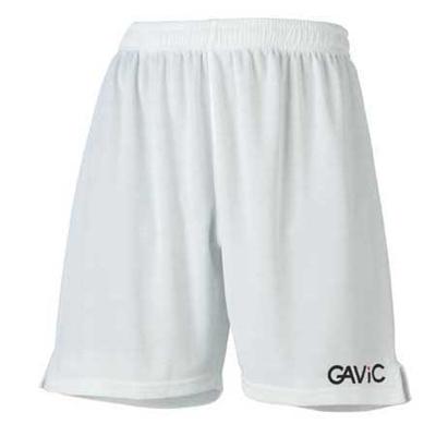 ガビック(GAVIC)JR.GAME-PANTSGA6701WHT【ジュニアサッカーフットサルウェアユニフォーム】