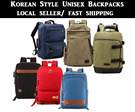 Korean Style Backpack Man | Women|School Bags|Laptop
