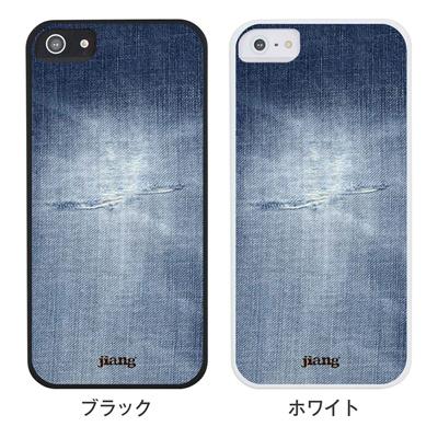 【iPhone5S】【iPhone5】【ジーンズ】【デニム】【iPhone5ケース】【カバー】【スマホケース】【その他】 ip5-dn103aの画像