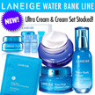 ★LANEIGE★ Water Bank Line! Ultra Moisture Cream/Moisture Cream Set Stocked! Water Bank Eye Gel/Gel Cream/Moisture Cream/Water Bank Essence/Double Gel Soothing Mask