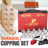 [HANSOL KOREA] CUPPING SET Slimming CUPPING Massage Acupuncture Vacuum Therapy/Cupping Body /Detox/Beauty/Reduce Pressure Needful Products/Vacuum Massage Cupping/Simple Convenient Body Cupping