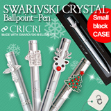 ★CHRISTMAS GIFT★[SWAROVSKI CRYSTAL Ballpoint Pen]Swarovski Elements/Admission/Graduation/Birthday/Stationeries/KOREA/Singapore/Chinese New Year