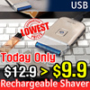 [SAEJINART] USB Rechargeable Portable Shaver / Electric shaver / Rechargeable Shaver / Portable Shav