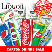 FREE DELIVERY CARTON SALE PEPSI/YEOS/COKE/100PLUS/FNN CHEAPEST SOFT DRINKS/LIMITED PERIOD ONLY!!!