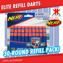 Nerf Elite Refill Darts
