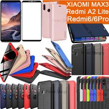 Xiaomi Mi Max 3 MIX 3 MI8 Pro Redmi Note 7 5 Pro Redmi 6 Pro A2 lite Redmi 6 6A Xiaomi A2 A1 case