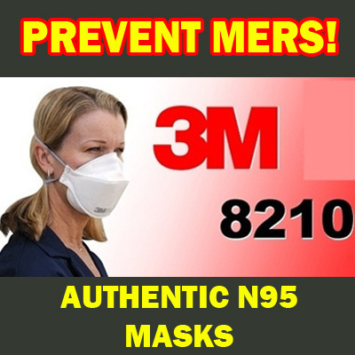 READY STOCKS in SG : Authentic 3M N95 8210 8110S Mask/ Prevent MERS/ Virus/ Haze The Best Haze Mask against the Indonesia Forest Fires