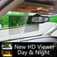 New Quality Up ▶HD Viewer Day n Night for Car Driving◀ GEC-High density ultra diffuser / Day n Night Anti-glare clear viewer / Up down Glare blocker