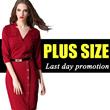 600+ style S-7XL 2017 NEW PLUS SIZE FASHION LADY DRESS dress blouse TOP PANTS