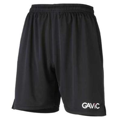 ガビック(GAVIC)JR.GAME-PANTSGA6701BLK【ジュニアサッカーフットサルウェアユニフォーム在庫限定】
