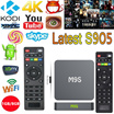 latest S905★100% Original Authentic★ MXQ Quad Core Andriod 6.0 TV Box ★MXQ PRO Amlogic S905 4K Quad Core Android 5.1 H.265 Hardware Decording 1GB/8GB Smart TV BOX