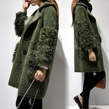 韓国ファッション 暖かく着用いただける 高品質 ダウン・ジャケット・コート特集/ たっぷり詰めた ダウンコート【グースダウン】★グースダウンを綿として使用して「軽さ」「あたたかさ」を体感していただけます。バイカラーをアウターでも取り入れて♪ダウンジャケット風ロングアウタ♪レディース ダウン アウター カジュアル ロングジャケット♪最高級モッズコート