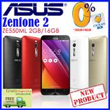 [READY STOCK] ASUS ZENFONE 2 LTE Dual Sim ZE550ML 2GB/16GB Free ongkir jabodetabek