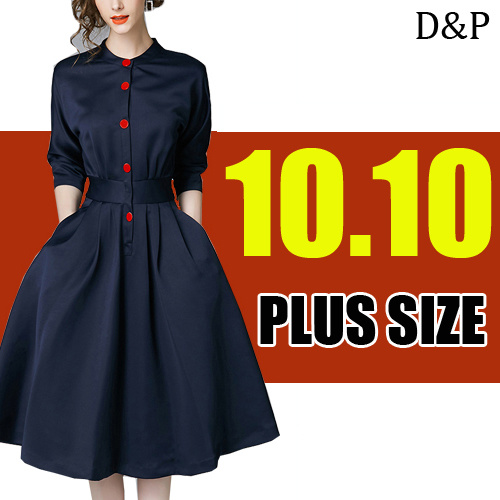 ?10.10 GRAND SALE?QXPRESS 2017 NEW PLUS SIZE FASHION LADY DRESS blouse TOP PANTS skirt Deals for only S$39 instead of S$0