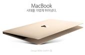 애플 뉴맥북 / 2016 / Apple macBook / NEW / 256gb / 516gb