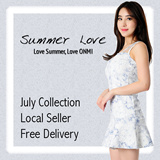 【July Update】 70% OFF/ New arrivals July Collection Summer Love / S-L