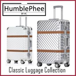 High End Premium Hard cover Travel Luggage TSA Lock SG Seller  Sizes Cabin Light Weight Free Gift