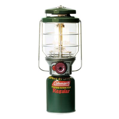 コールマン (Coleman) 2500ノーススター LPガスランタン(グリーン) 2000015520 [分類:アウトドア用品 ランタン ガス式] 送料無料の画像