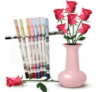 12本セット アイシャドー アイライナー 美しい女性の鉛筆ペン