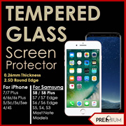 S8 S8 Plus iPhone 7 Plus 6 5 S Tempered Glass Screen Protector Samsung Note Nintendo J A Prime Remax