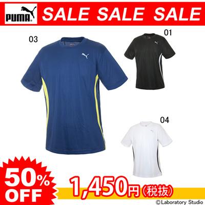 プーマ (PUMA) SS Tee 510289-TK [分類:ランニング Tシャツ (ユニセックス)]の画像