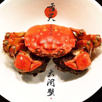 ★FREE SHIPPING★ The Authentic Hairy Crab Directly From the Lake★ Tastes Rich Creamy Sweet Fresh