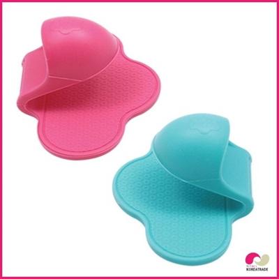 【日用品】 flos siliconeシリコン皿つまみ(鍋つかみ)HKS-E005、HKS-E006の画像