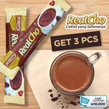 Grab it fast ~ Get 3 Pcs !!!  PROSPERO Real Choco 25g) / Cokelat yang sebenarnya/pure 100% cokelat