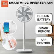 💖READY STOCK💖[XIAOMI FAN 2]Xiaomi Smart DC Inverter Fan / Rechargeable Wireless Fan / App Remot