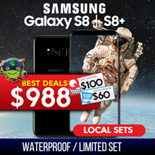 Local Samsung Galaxy S8   S8 Plus [Limited Stocks]